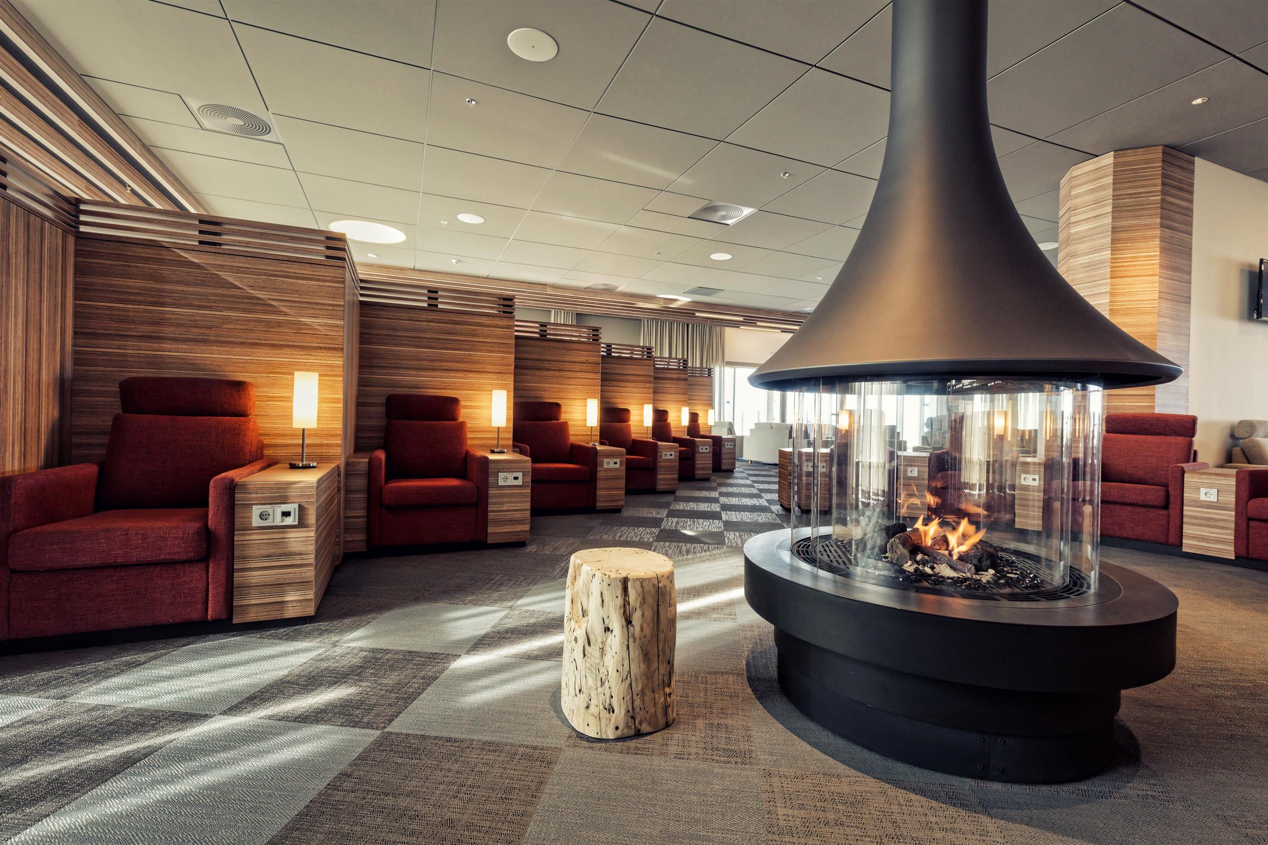Saga Lounge | Icelandair