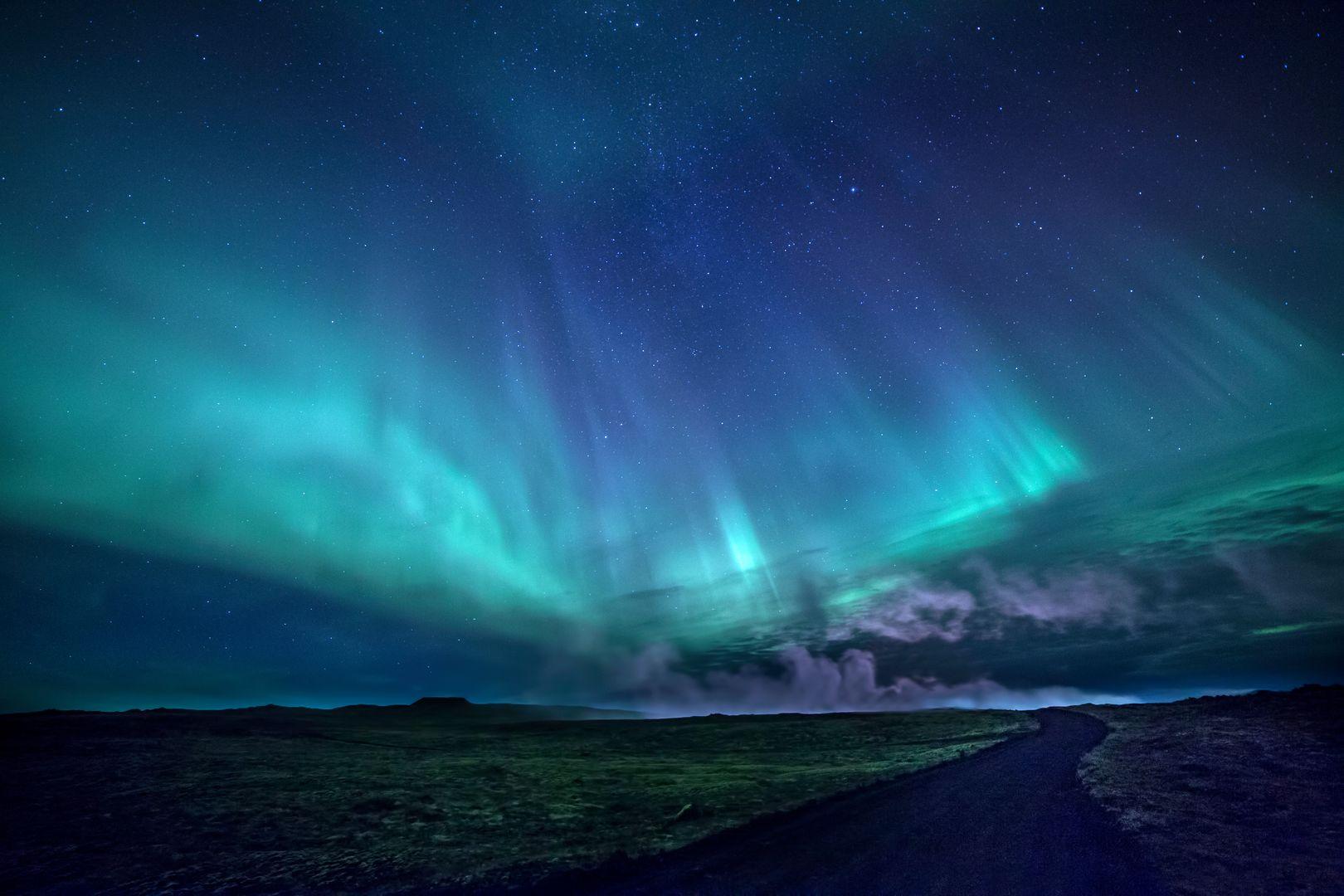 Icelandair Golden Circle And Northern Lights Tour